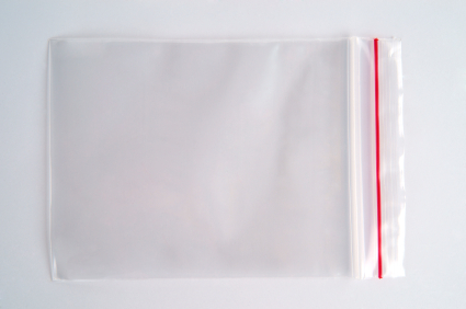 plastic bag resealable