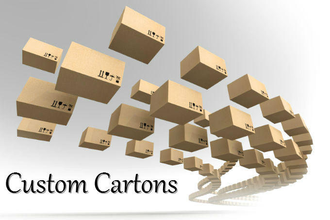 custom made cartons