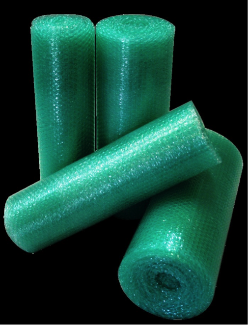 Degradable Bubble Wrap